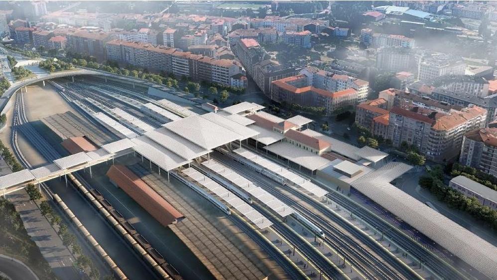 Proxecto de Intermodal Ourense