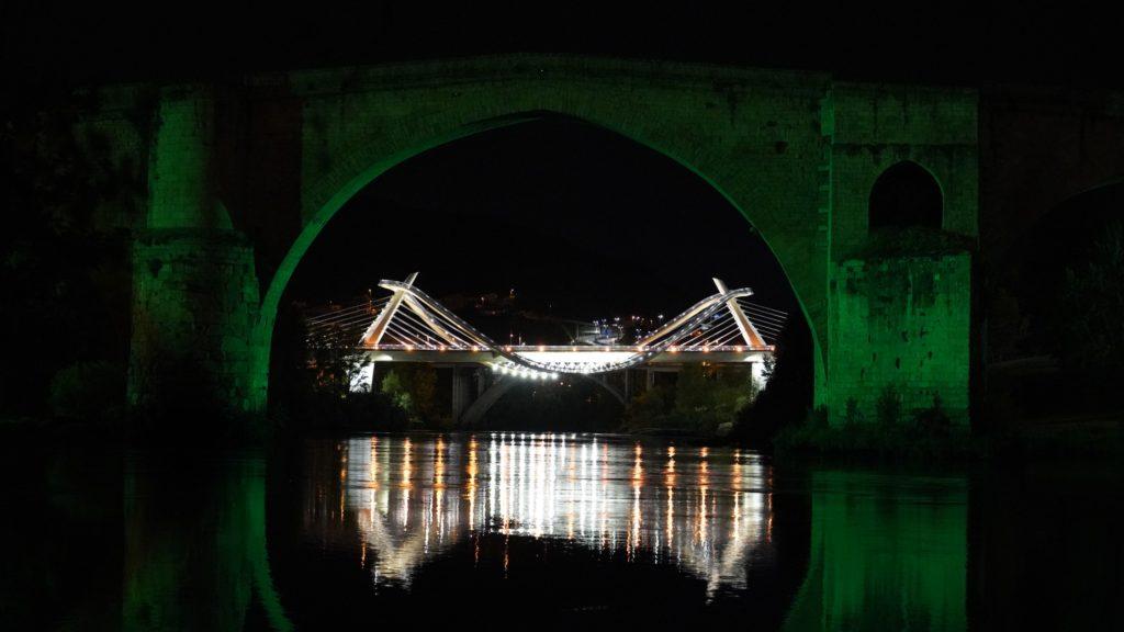 Ponte Romana de Verde